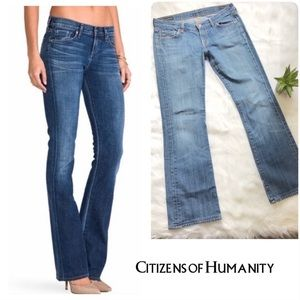 Citizens of Humanity #001 Kelly Bootcut Jeans
